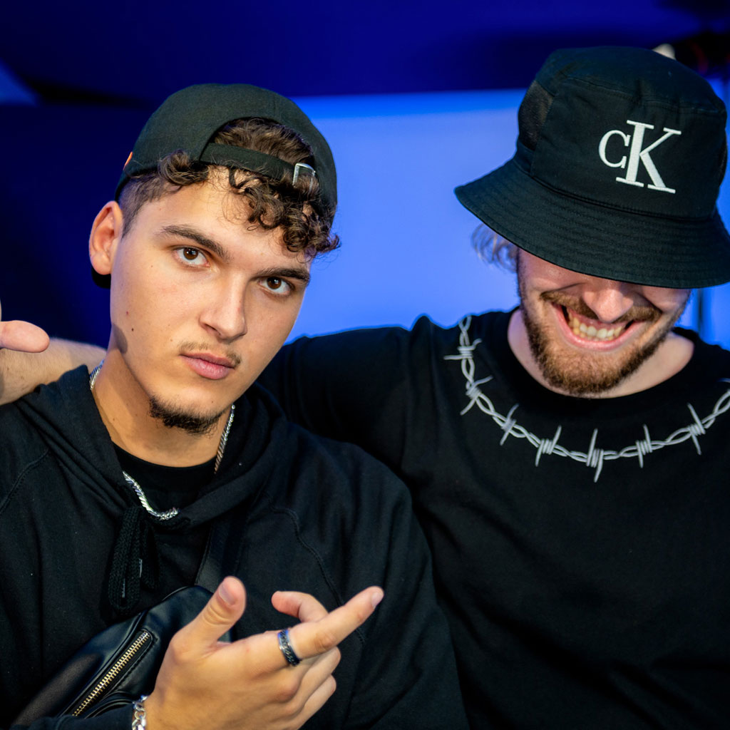 Swiss Gigs host El Valou Prod. discovers new Rap and Hip-Hop talents in weekly Video Blogs and Showcases